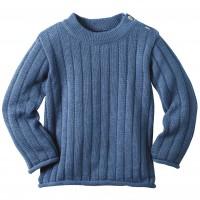 Strick Pullover 100% Merino Schurwolle