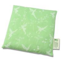 Bio Rapssamenkissen grün 19 x 19cm