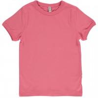 Uni Shirt kurzarm rosa-pink