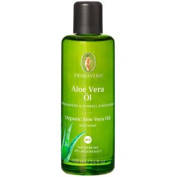 Aloe Vera Öl bio - 100 ml Bio Pflegeöl
