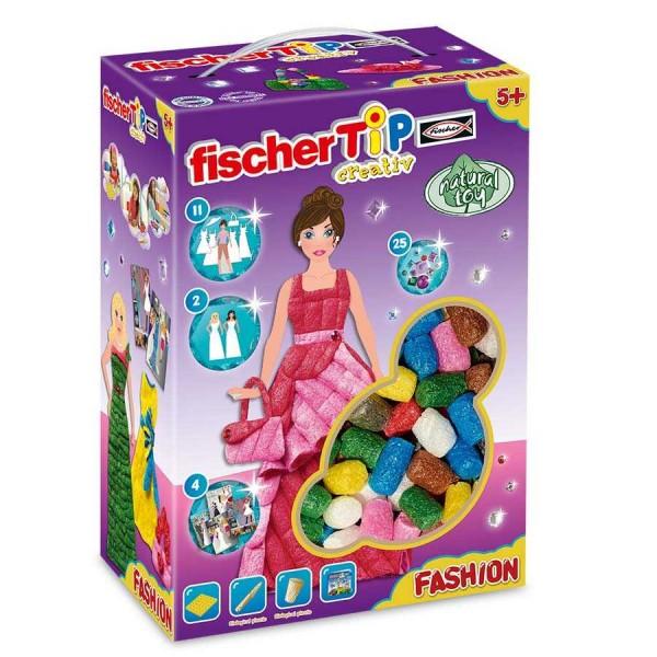 Fischer Tip Fashion Box über 600 Teile Ab 5 Jahre Fischer Tip