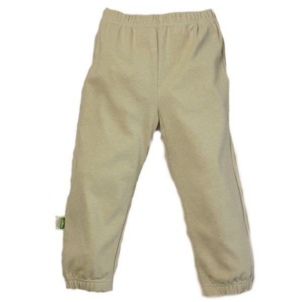 Leichte Jogginghose Kinder - ungefärbt beige