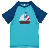 Softes T-Shirt mit Boot