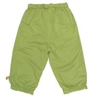 Vorschau: Outdoor Hose - leicht gefüttert und regenabweisend - grün