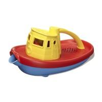 robustes Dampfschiff für Wasser- & Sandspiele