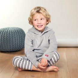 Kuschelige Bio Leggings für Babys und Krabbler