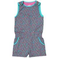 Vorschau: KITE Jumpsuit für Mädchen mit Schulterknöpfen