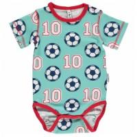 Fußball Baby Sommer Body