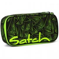 Schlamperbox satch mit Organisierfach Green Bermuda