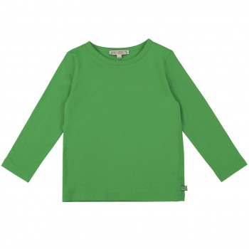 Uni grün Langarmshirt