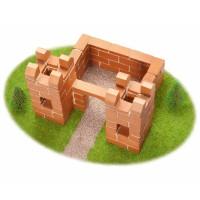 Steinbaukasten Burg klein 120tlg 6-12+ Jahre