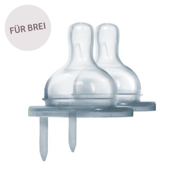 Pura kiki Y-Sauger Aufsatz - für Brei