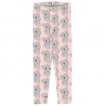Jersey Leggings Koala in rosa