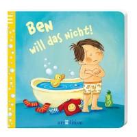 Ben will das nicht - Buch Trotzanfälle