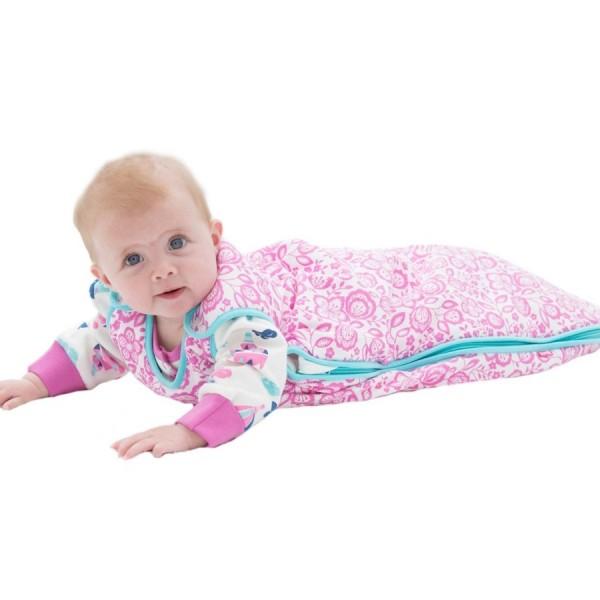 Super weicher Schlafsack für die Übergangszeit + Sommer