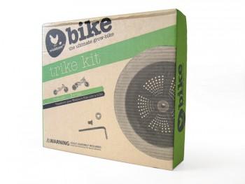 """Umbauset zum Dreirad - Trike Kit - für das """"2in1"""" Bike"""