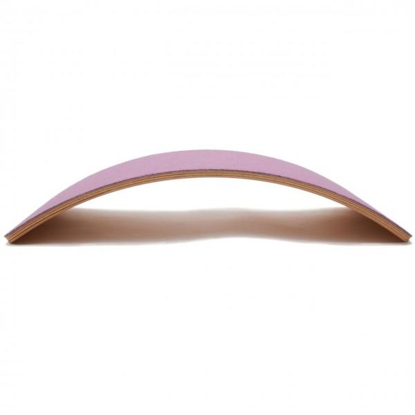 Wobbel klein Board pink 70 x 27,5 cm transparent