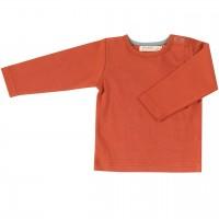Edles orange uni Shirt