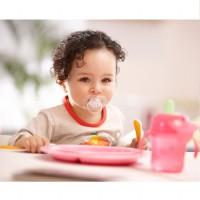 Vorschau: Beruhigungssauger rot VE 6-18 Monate