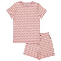 Sommer Schlafanzug rosa Elefanten