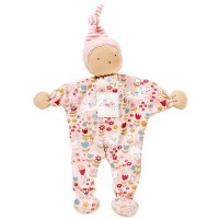 Bio Manderl Baby Püppchen rosa