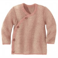 Wickeljacke Baby in rosa