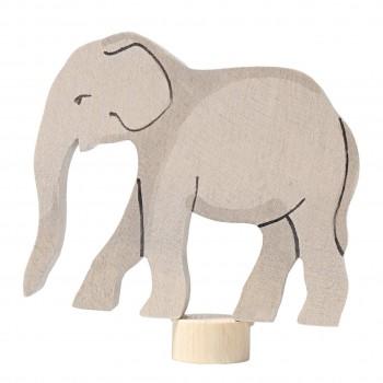 Grimms Elefant Stecker Deko