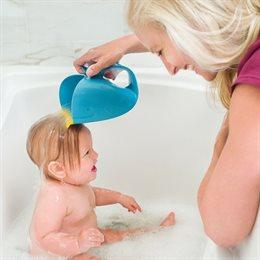 Helfer für tränenfreies Kinder Haare Waschen