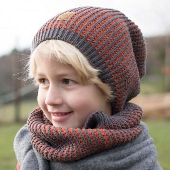 Kinder Beanie Winter und Übergang