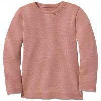 Strick Pullover in rosa