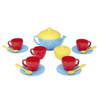 Schadstofffreies Teeservice für Kinder 17tlg.