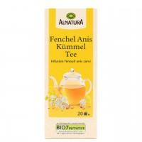 Fenchel Anis Kümmel Tee (20 Beutel)
