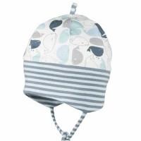 Softe Mütze Übergangszeit Ohrenschutz Wale