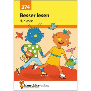 Besser lesen - Klasse 4 Leseübungsheft