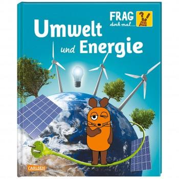 """Die Maus """"Umwelt und Energie"""" – Wissensbuch ab 8 Jahre"""