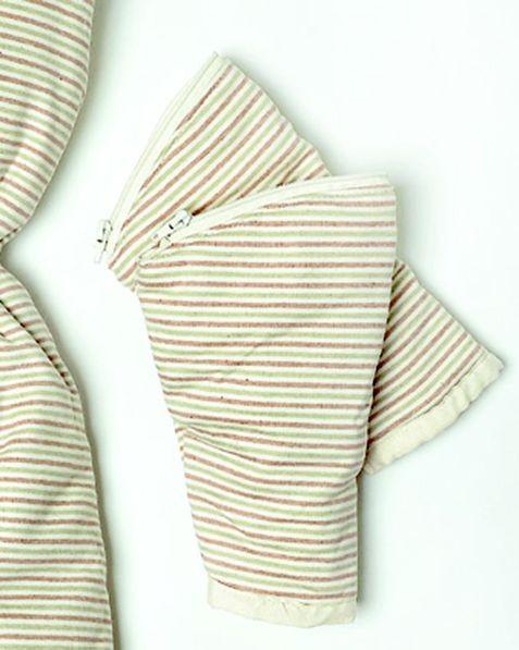 Ganzjahres Schlafsack - abnehmbare Ärmel