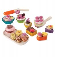 Knet Zubehör zum Kuchen Backen / Kneten
