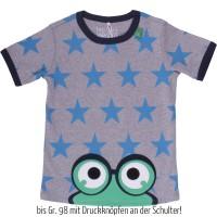 """Vorschau: T-Shirt """"Guck' mal"""" mit Sternen"""