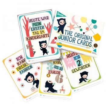 Fotokarten für Kleinkinder Junior Card 1-4 Jahre