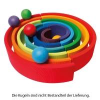 Vorschau: Regenbogen gross Grimms 12teilig