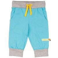 Kuschlige dicke Sweathose Jogginghose blau