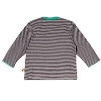 Vorschau: Loud and Proud Shirt langarm Ringel blau mit Schildkröte