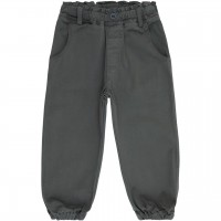 Twill Herbsthose Outdoor anthrazit