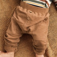 Babyhose Sweat braun