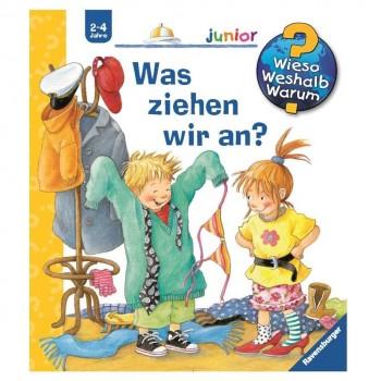 Wieso? Weshalb? Warum? Junior 26: Was ziehen wir an?