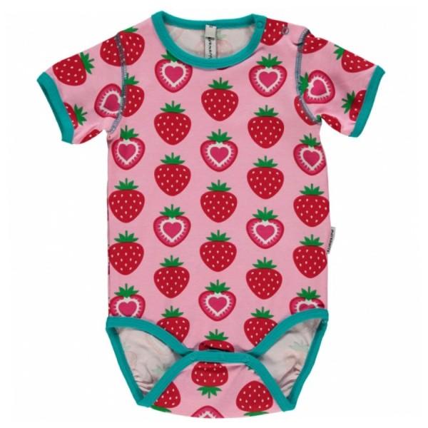 Süßer Sommer Body Erdbeere