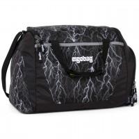 Glow Kinder Sporttasche 20 Liter schwarz