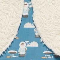 Vorschau: Coole Baby Weste zum Wenden - neutral - und mega süss