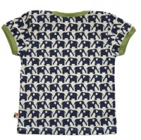 Vorschau: Shirt kurzarm Elefant