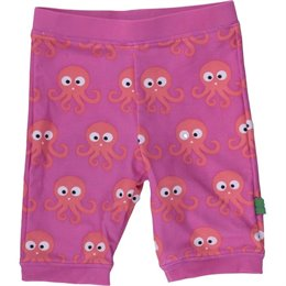 Shorts Kinder Badehose breitem Bund - pink